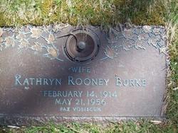 Kathryn <i>Rooney</i> Burke