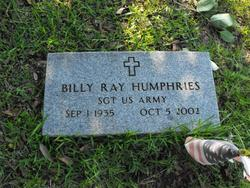 Billy Ray Humphries