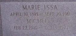 Marie <i>Issa</i> Basha