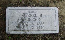 Jerrel Blanche <i>Nelson</i> Aberson