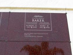 Mary M. Baker