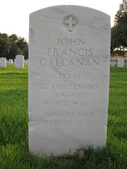 John Francis Callanan