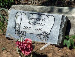 George W Burleson