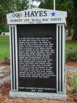 Robert Lee Hayes