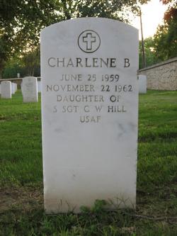 Charlene B Hill