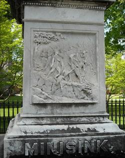 Battle of Minisink Monument