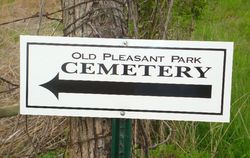 Old Pleasant Park Cemetery