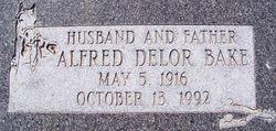 Alfred Delor Bake