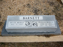 Francis Marion Barnett