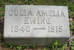 Julia Amelia Ewing