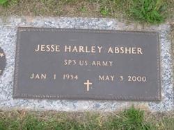 Jesse Harley Absher