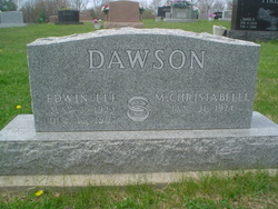 Edwin Lee Dawson