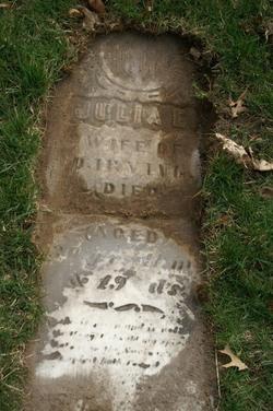 Julia E. <i>Whitcomb</i> Irving
