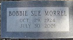Bobbie Sue Morrel