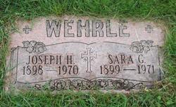 Sara G. <i>Lackey</i> Wehrle