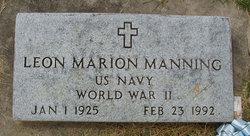 Leon Marion Manning