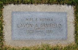 Lavone Agatha <i>Roll</i> Armfield