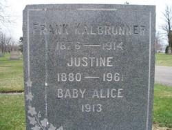 Justine <i>Marquardt</i> Kalbrunner