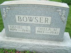 Della M. <i>Miller</i> Bowser