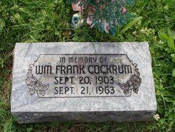 William Frank Cockrum