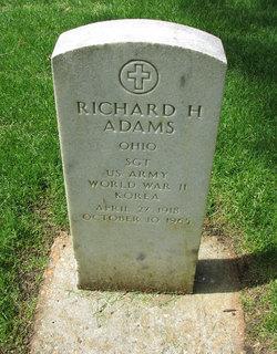 Richard H Adams
