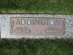 James William <i>Bannister</i> Addington