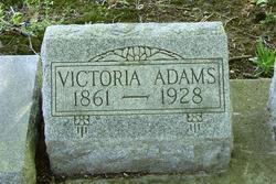 Victoria <i>Adams</i> Albright