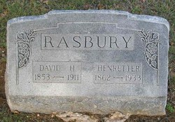 David H Rasbury