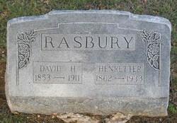 Henretter <i>Hawken</i> Rasbury