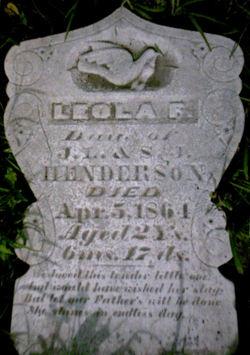 Leola F. Henderson