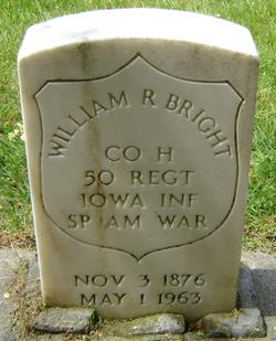 William Ruthford Bright