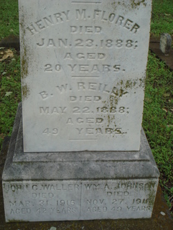 Pvt Burgoyne Wallace Reilly