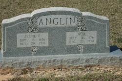 Jesse A <i>Pendleton</i> Anglin