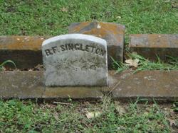 B F Singleton