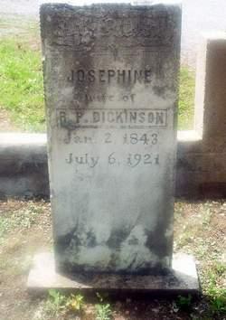 Josephine <i>Smith</i> Dickinson