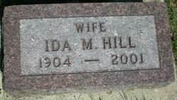 Ida Mae <i>Rippberger</i> (Hill) Larson