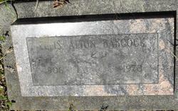 Ellis Alton Babcock