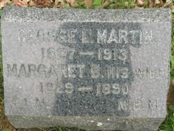 Margaret B Martin
