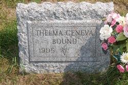 Thelma Geneva Bound