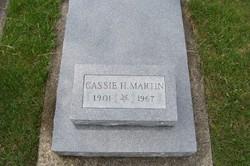 Cassie H. Martin