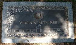 Virginia Ruth Rue