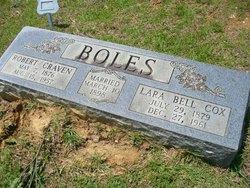 Lara Belle L. B. <i>Cox</i> Boles