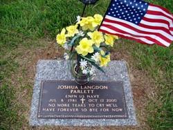 Joshua Langdon Parlett
