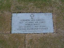 Vernon Lee Griggs