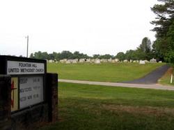 Fountain Hill United Methodist Church Cemetery