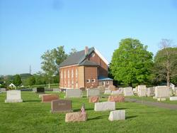 Upper Milford Mennonite Church Cemetery