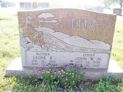 John William Fitz, Jr