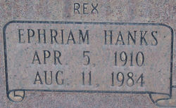 Ephraim Hanks Rex Allen