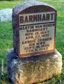 Martin VanBuren Barnhart