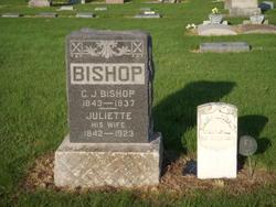Corp Caleb J. Bishop